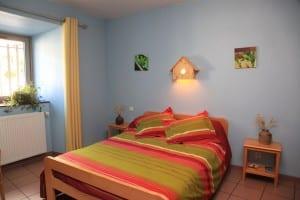 Chambre double Les lentilles vertes du Puy